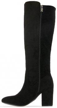 Сапоги XTI Microfiber Ladies Boots 48483 Черные