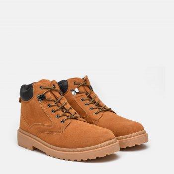 Ботинки Walkmen 37205_YEL_MES/C/Z Желтые