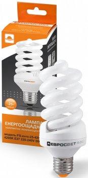 Лампа енергоощадна Евросвет FS-7 Е27 4200 K (56894) 5 шт.