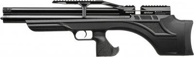 Пневматична гвинтівка Aselkon MX7-S Black (1003372)