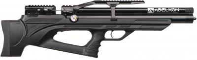 Пневматическая винтовка Aselkon MX10-S Black (1003376)