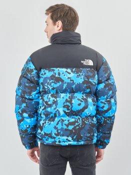 Куртка The North Face NF0A3C8DTPZ1 Синяя с черным
