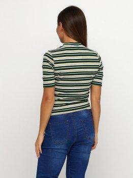 Гольф H&M 4048914 Белый с зеленым