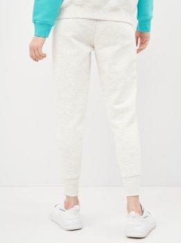 Спортивні штани New Balance Essentials Terrain Fleece WP03519SAH Молочні
