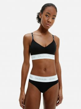 Трусики-тонг Calvin Klein Underwear Thong QF6222E-UB1 Black