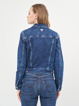 Джинсовая куртка Guess W1RN01-D4663 So Chic
