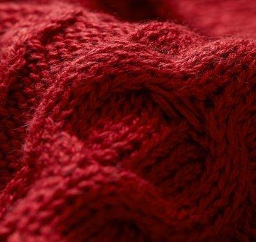 Джемпер H&M 0638870 Червоний