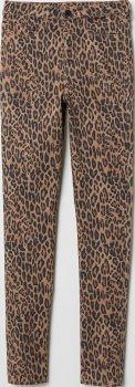 Джинсы H&M 3992238-AAON Леопардовые