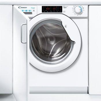 Вбудована пральна машина CANDY CBDO485TWME/1-S