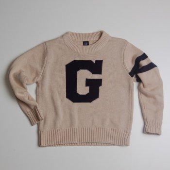 Свитер с буквой G