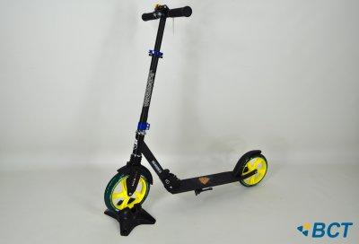 Самокат Amigo Sport Prime Super чорний