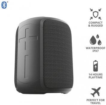 Акустична система Trust Caro Compact Bluetooth Speaker Black (23834)