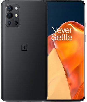 Мобільний телефон OnePlus 9R 8/256GB Carbon Black