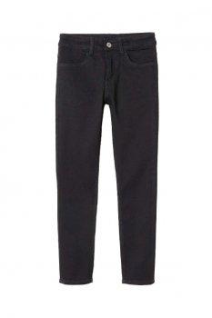 Джинсы H&M для мальчика Skinny Fit черные