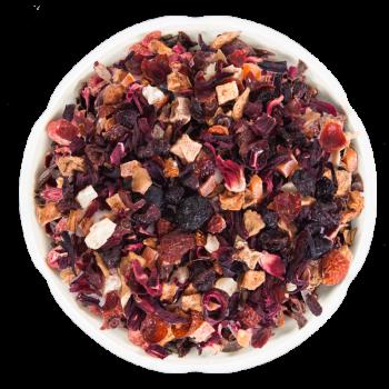 Чай Фруктовый сбор Fruit Tea Тайвань, герметичный пакет 90 грамм
