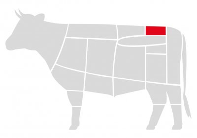 Биток говяжий Мястория выдержанный 500 г
