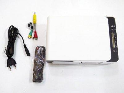 Мультимедийный проектор T5 WiFi 2600 люмен (т-5)
