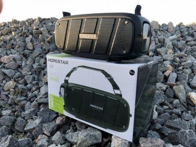 Портативна Bluetooth колонка Hopestar A20 Чорний