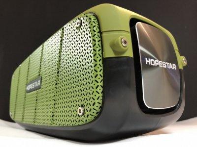 Портативная Bluetooth колонка Hopestar A20 Зеленый