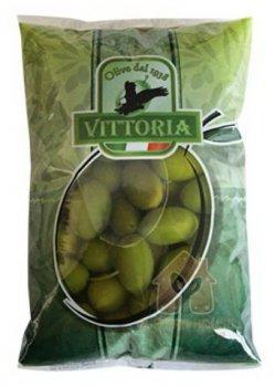 Оливки зеленые Гигант 850г вакуум