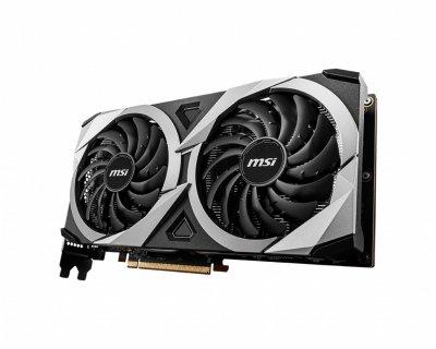 MSI PCI-Ex Radeon RX 6700 XT MECH 2X 12G 12GB GDDR6 (192bit) (16000) (HDMI, 3 x DisplayPort) (RX 6700 XT MECH 2X 12G)