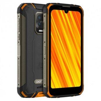 """Мобільний телефон Doogee S59 Pro orange 4/128gb IP68 5.71"""" NFC 10050mAh (1797 zp)"""