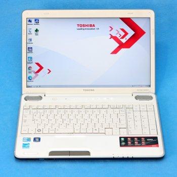 Ноутбук Toshiba Dynabook 16'' TX/66 білий глянець (refurbished)