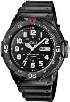 Чоловічі наручні годинники Casio MRW-200H-1BVEF