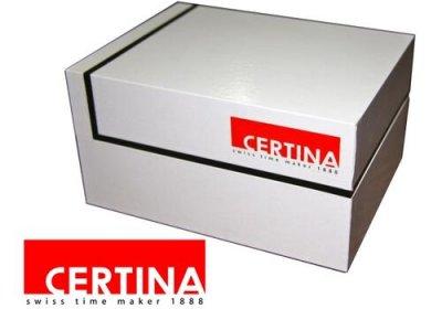 Чоловічий наручний годинник Certina C032.807.22.051.01