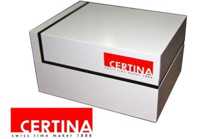 Чоловічий наручний годинник Certina C036.407.18.040.00