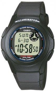 Чоловічі наручні годинники Casio F-200W-1AEF