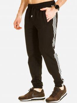Спортивные брюки DEMMA 912 Черные