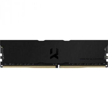 DDR4 2x16GB/3600 Goodram Iridium Pro Deep Black (IRP-K3600D4V64L18/32GDC)