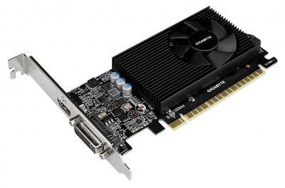 Відеокарта Gigabyte GeForce GT 730 Low profile 2048MB