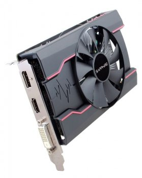 Відеокарта Sapphire Radeon RX 550 2048MB (11268-98-90G FR) Factory Recertified