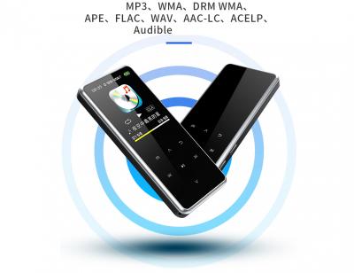 MP3 плеер JNN M12 Original Bluetooth Hi-Fi 8Gb