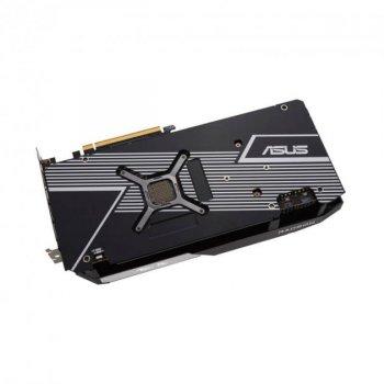 Відеокарта Asus Radeon RX 6700 XT Dual 12GB GDDR6 192-bit, PCI Express 4.0, HDMI 2.1, 3 x DisplayPort 1.4 a, 295 x 139 x 55 mm