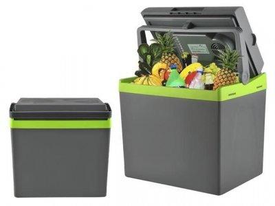 Автохолодильник Malatec серый 28 л HQ LT 7845