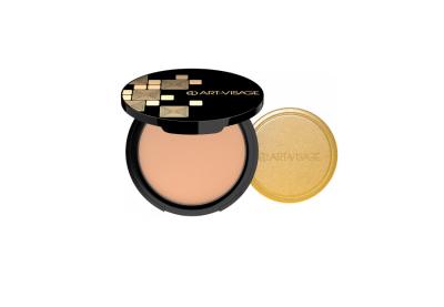 Компактная пудра для жирной и комбинированной кожи Art-Visage PERFECT SKIN тон 06 темно-бежевый 7 г