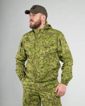 Костюм Горка тактический FCTdesign камуфляжный рип-стоп 44-46 жаба