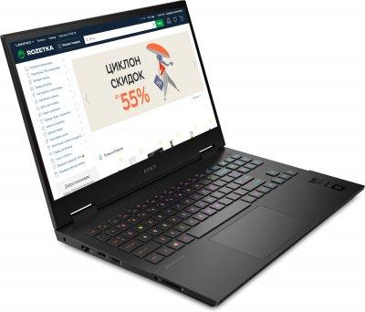 Ноутбук HP Omen 15-ek0014ua (423J9EA) Black