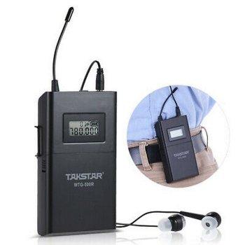 Радіосистема тур гід для екскурсій (Приймач) Takstar WTG-500R (1811)