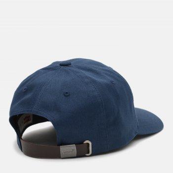 Кепка Levi's Classic Twill Red Tab Baseball Cap 219411-6-17 Navy Blue (7613267725413)