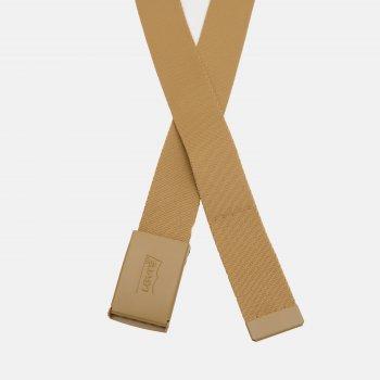 Мужской ремень Levi's Tonal Batwing Web Belt 233201-109-05 OS Copper (7613417707863)