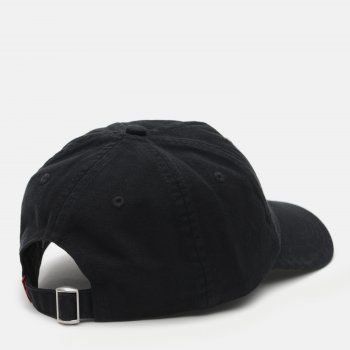 Кепка Levi's Washed Debossed Big Batwing Cap 232411-6-59 OS Regular Black (7613417529946)
