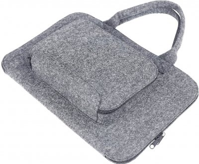 Сумка для ноутбука Gmakin GS01 для Macbook Air/Pro 13.3 Grey (GS01)