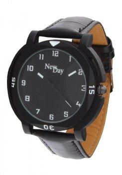 Мужские часы NewDay NDM287g с арабской цифрой