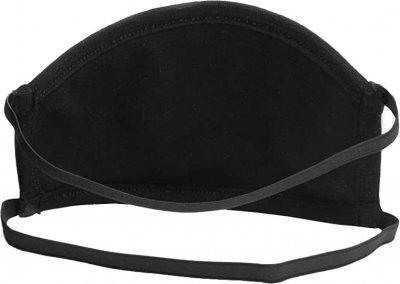 Многоразовая защитная маска для лица Police Sniper с 3-х слойной системой защиты черная (PTMS002-1)