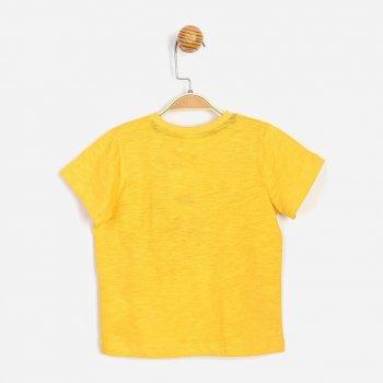 Футболка Disney Mickey Mouse MC15465 Желтая