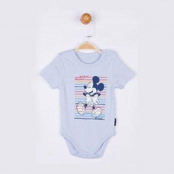 Боди-футболка Disney Mickey Mouse MC17197-2 Синяя